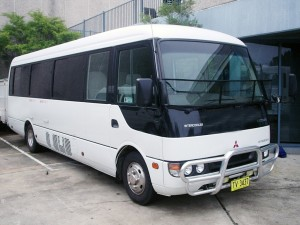 Sydney Mini Bus Hire